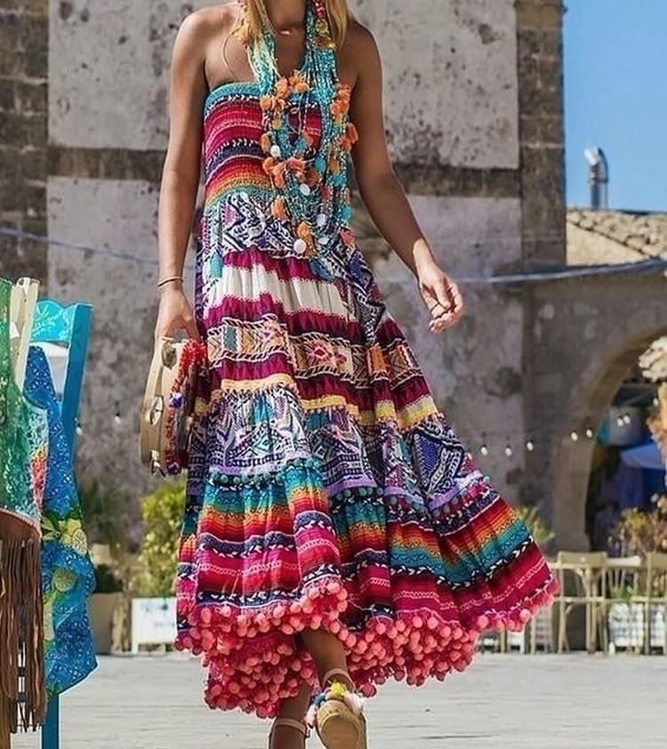 Bohemian Dressing Ideas (1)