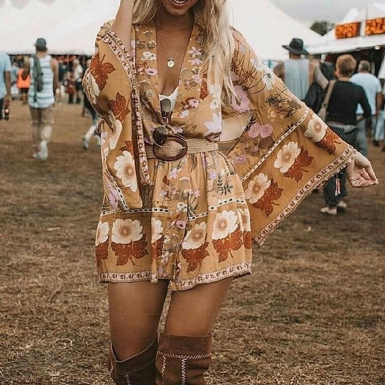 Bohemian Dressing Ideas (14)
