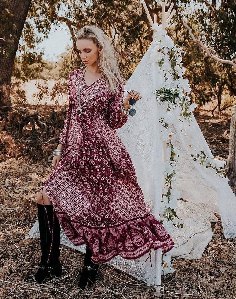 Bohemian Dressing Ideas (23)