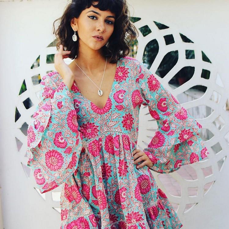 Bohemian Dressing Ideas (26)