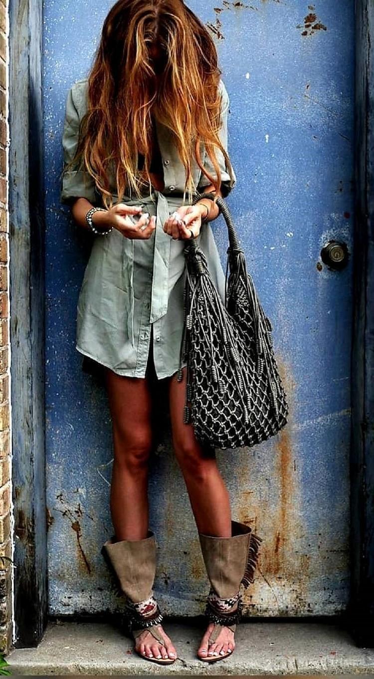 Bohemian Dressing Ideas (3)