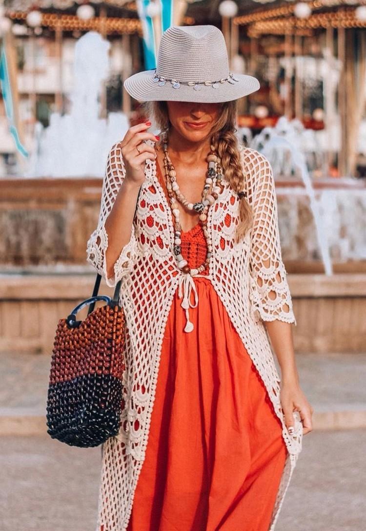 Bohemian Dressing Ideas (37)