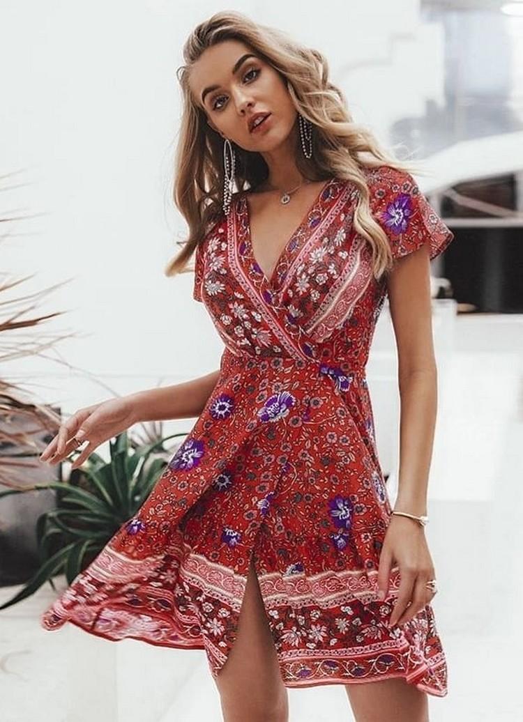 Bohemian Dressing Ideas (85)