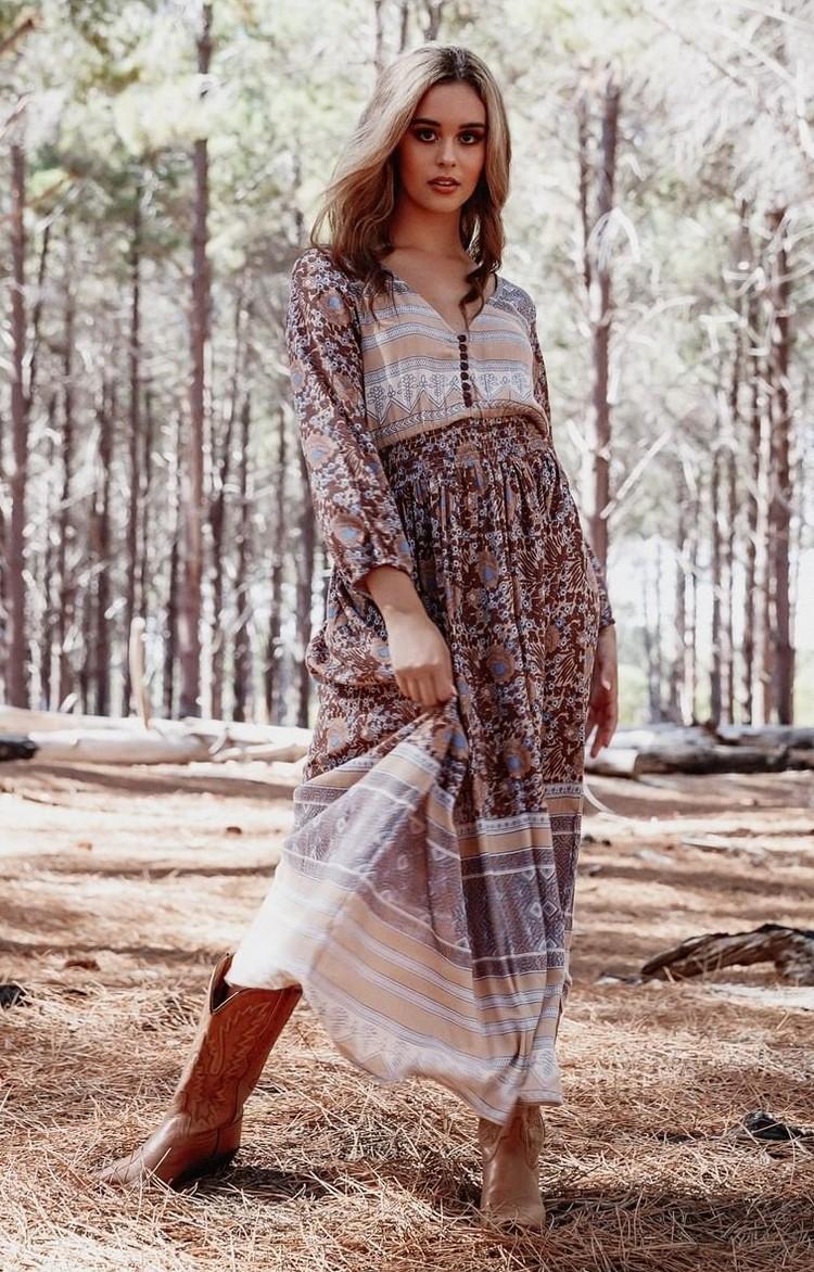 Bohemian Dressing Ideas